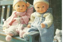 Vêtements et accessoires poupées