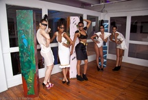 HFR Memphis / Harlem's Fashion Row CEO Brandice Henderson presented collections from HFR alumni in her hometown Memphis, TN