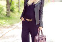 Look grávida