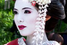 Geisha / Tattoo ideas / by Shannon Roman