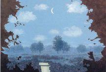 Magritte, parce qu'on lui doit tout ! / On lui doit au moins le nom de notre agence. Et aussi, son travail sur les apparences, les liens entre signifiant et signifié, sont une grande inspiration pour les communicants que nous sommes.