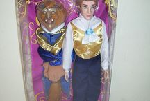 Beast/Prince dolls / Beast/Prince dolls from Disney's Beauty and the Beast that I don't have yet. ;)