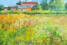 Davy Brown - Gallery Paintings