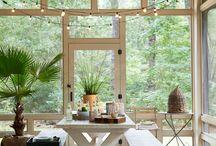 Screened-In Porch Ideas
