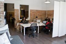 Coworking en España / Coworking interesantes de España / by Blitz Coworking