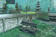 World of Tanks Blitz / Obrazovky ze hry.