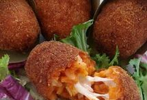 arancini crocchette e supplí