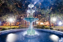 Wedding in Savannah / Inspiration for a Wedding in Savannah