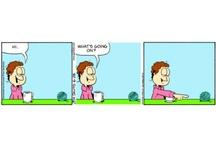 Garfield Minus Garfield / by Chris Arvin