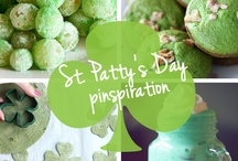 St Patrick's Day / The celebration of the great Irish Paddy's Day