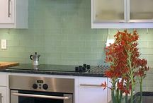 """DESIGN: Kitchens / Design ideas for the """"heart of the home."""" / by Lateefah Brown"""