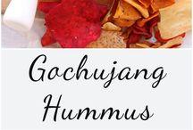 gochujang&kimchi