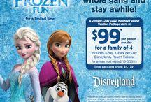 Disney Deals & Info / Deals & travel info for Walt Disney World, Disneyland, Disney Cruise Line, Aulani, and Adventures by Disney!