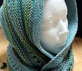 knitting for head