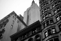 New York / New York Wall by Takavoir Product