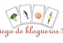 #juegodeblogueros2.0