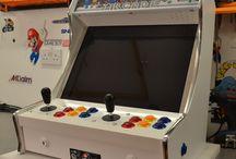 arcade kast