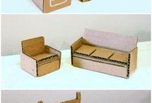 muebles maqueta