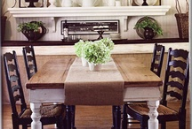Dining Room Redo / by Valley High