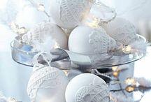 Christmas Magic  / Leave a little sparkle wherever you go.