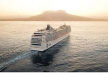 8 denní plavba lodí MSC Poesia