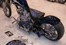 Custom Motorcycle / by Janet Trautman