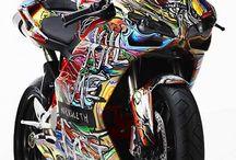 moto diseños