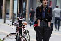 BikeLook / the best fashion way to ride a bicycle.