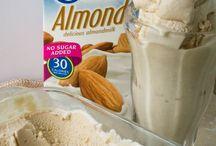 Sugar free recipes / Peanut butter ice cream