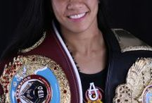 """116th Philippine Independence Parade, NYC / New York - Filipina boxing and Mixed Martial Arts (MMA) superstar Ana """"The Hurricane"""" Julaton will be one of the invited guests of this year's Philippine Independence Day celebration and parade in New York City on June 1st."""