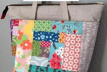 Sewing Travel Totes (Lg) / by Nancy Nally