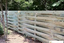 Fence and Decking ideas