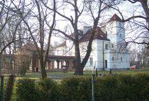 Seroki Parcele - Pałac