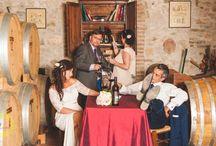 Wine Wedding in Tuscany
