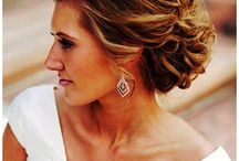Mother of the Bride Hairstyle ideas / Hair, make-up, gowns, shoes...