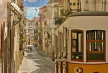 Lisboa - Portugal / by António Pinheiro
