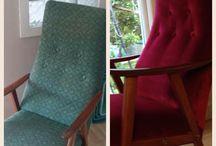 Omtrekking av stoler