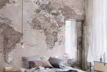 LIVING INSPIRATION / Minimalistic / Straight / White / elegant / Home