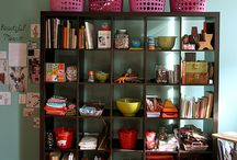 Storage and organization ideas / by Karen Woodruff