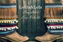 Lolita&Lola / Cubrebotas, cover boots. moda, complementos