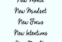 Monday/New week