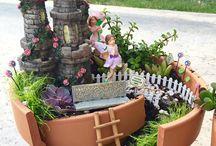 Fairy Garden / by Betty Rosenstein
