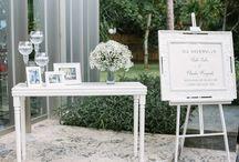 Paulo & Claudia Modern Wedding in Blue