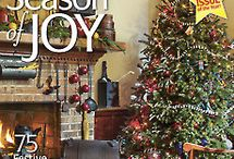 From Our November 2015 Issue / Get ready for a holiday that's merry and bright with the festive decorating ideas in our November 2015 issue!  / by Country Sampler Magazine