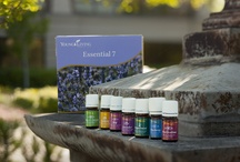 My favorite Young Living Essential Oils
