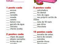 chá de cozinha da Luana