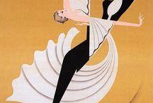 Art Deco motivation