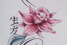 Tatuaggi fiore di loto
