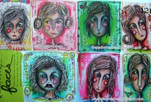 Faces/Portraits / by Micki Harper