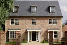 SELF BUILD HOMES / by Ray Stafford